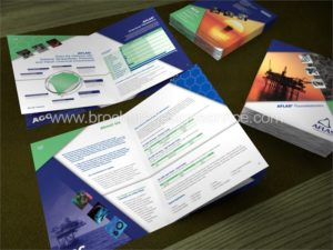 Industrial Booklet – Custom Design of an 8-Page Industrial Booklet